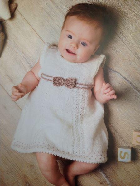 5eb66b37 Strikkeopskrifter til Baby - Vælg mellem 500+ strikkekits til baby ...